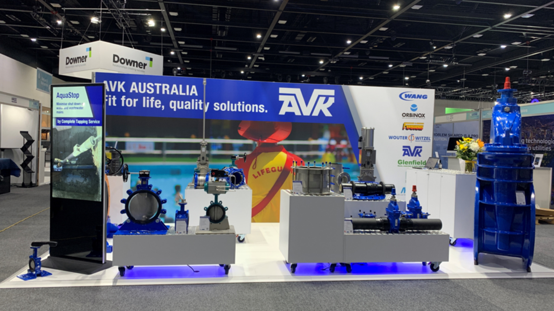 Ozwater 21 Exhibition - Large